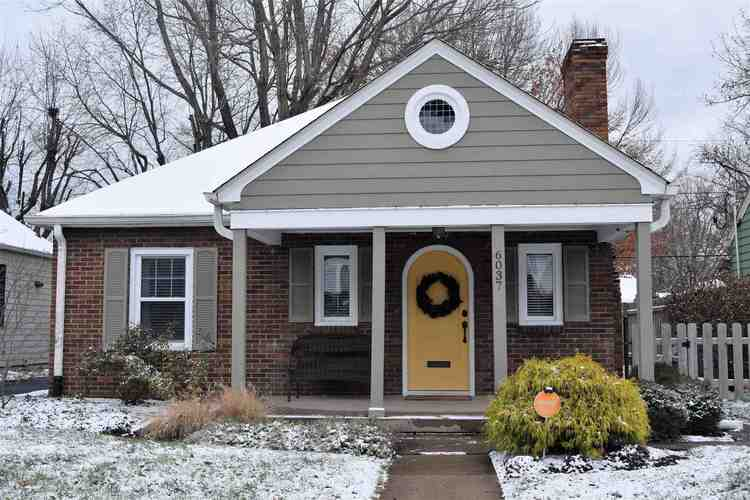 6037  Haverford Avenue Indianapolis, IN 46220 | MLS 201853235
