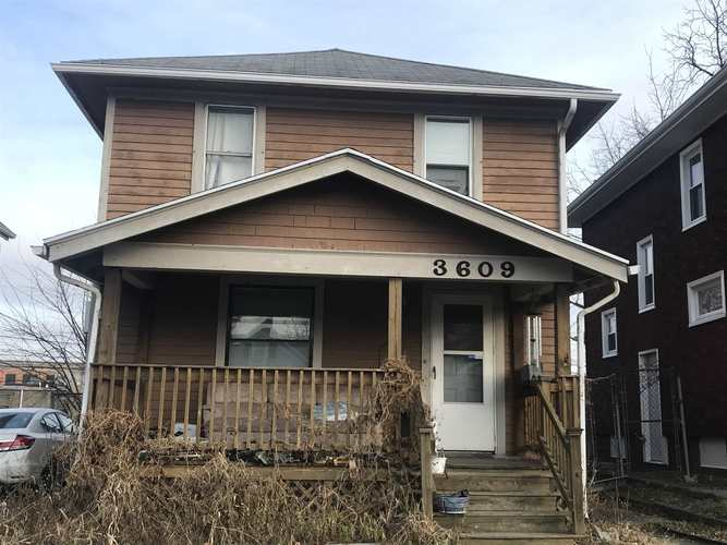 3609 S Harrison Street Fort Wayne, IN 46807-2025 | MLS 201853306
