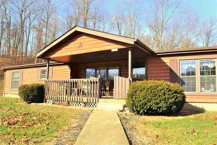 9362 N Liberty Hollow Road Ellettsville, IN 47429 | MLS 201853344