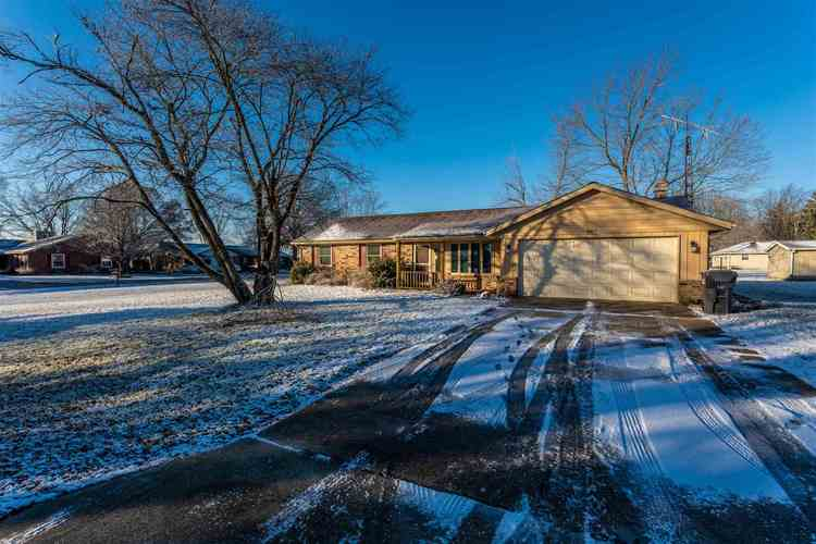 6413 N Bobtail Road Muncie, IN 47304 | MLS 201853368