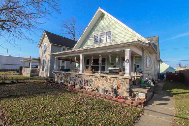 309 E South A Street Gas City, IN 46933 | MLS 201853590