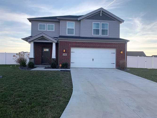 4205  TY CT  Evansville, IN 47725 | MLS 201853836