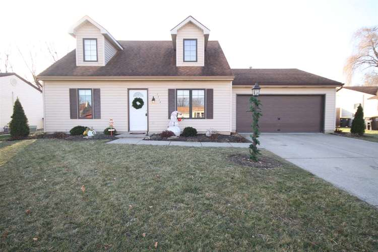 7714  Tipperary Trail Fort Wayne, IN 46815-8138 | MLS 201853924