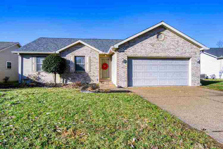 8506  Burch Park Drive Evansville, IN 47725 | MLS 201853952