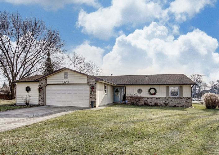 3806  Willshire Court Fort Wayne, IN 46815 | MLS 201854023