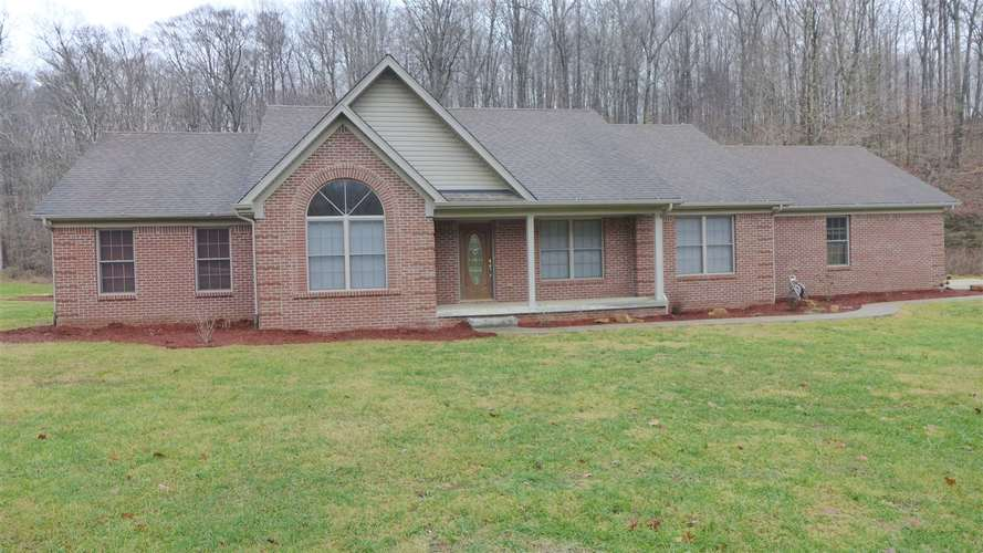 9916 N CR 1100E  French Lick, IN 47432 | MLS 201854245