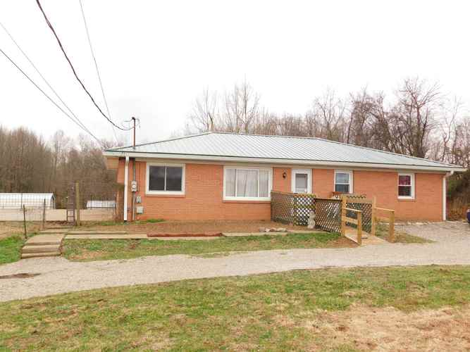 1333 W Maple Grove Rd  Boonville, IN 47601 | MLS 201854559