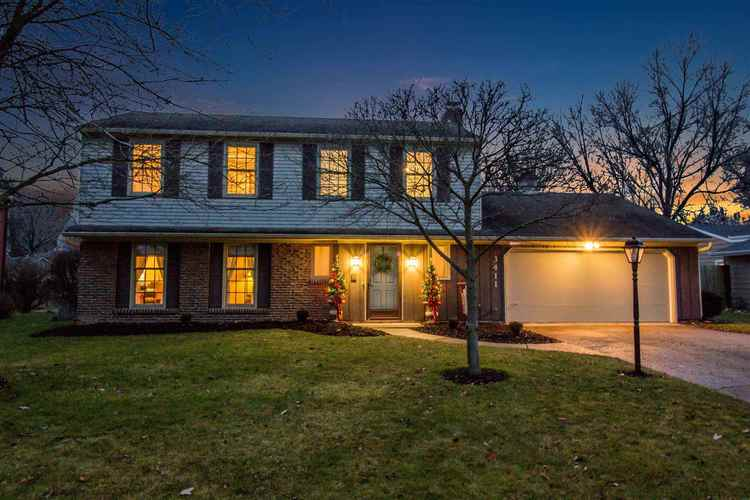 3411  Chelmsford Place Fort Wayne, IN 46815-8422 | MLS 201854666