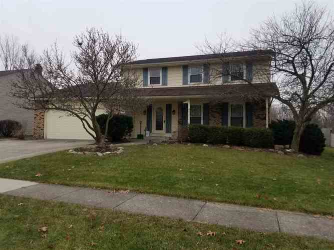 1814  Greenstone Dr. Drive New Haven, IN 46774-2224   MLS 201854707