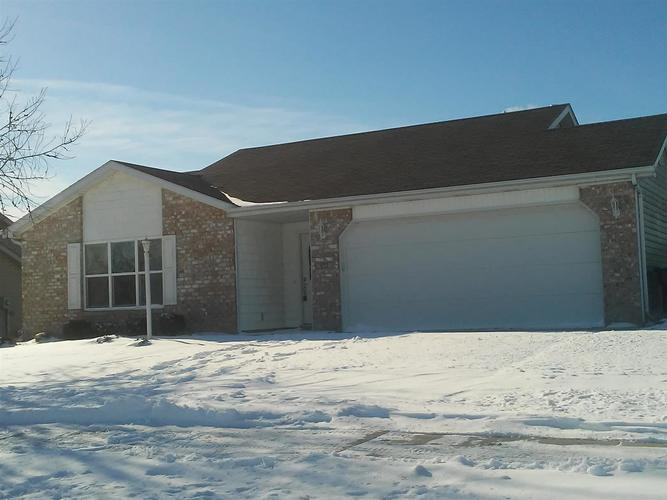 872 S Sommerset Trail Columbia City, IN 46725 | MLS 201901017