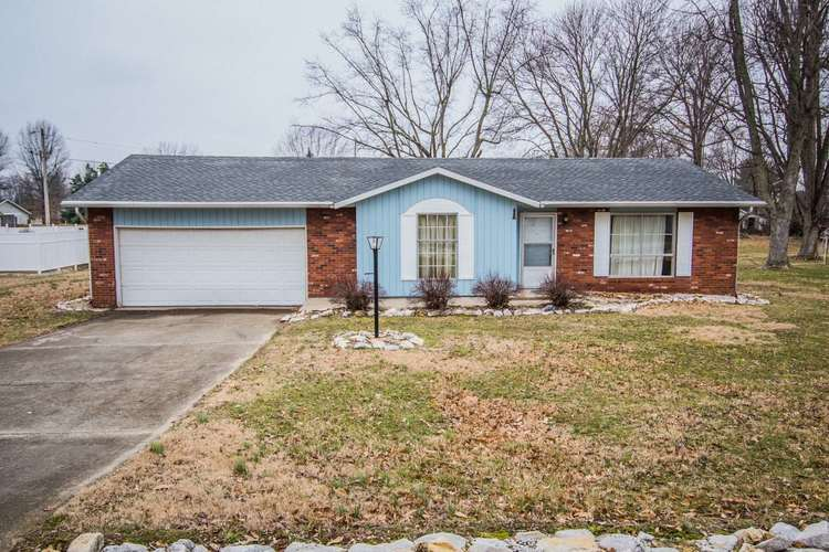 2705  Prospect Avenue Vincennes, IN 47591 | MLS 201901327