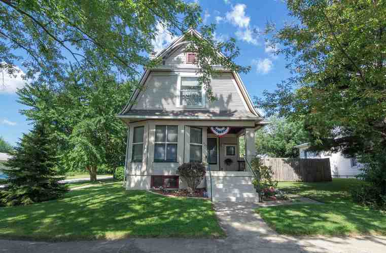 322 S Glick Street Mulberry, IN 46058 | MLS 201901346