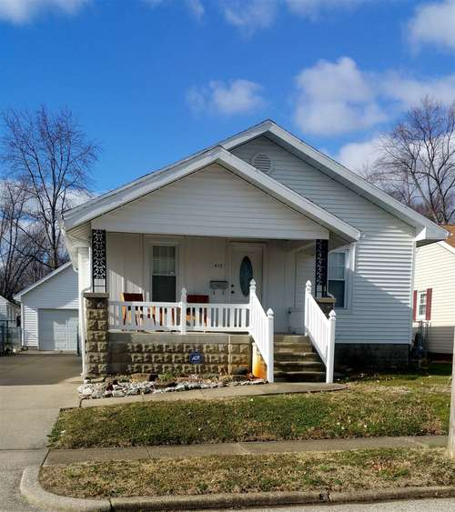 413 N 1st Street Washington, IN 47501 | MLS 201901412