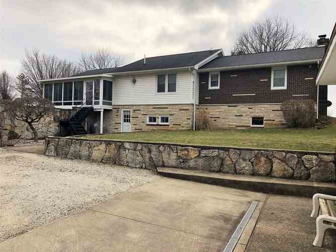 3836 S GARTHWAITE Road Marion, IN 46953 | MLS 201901426