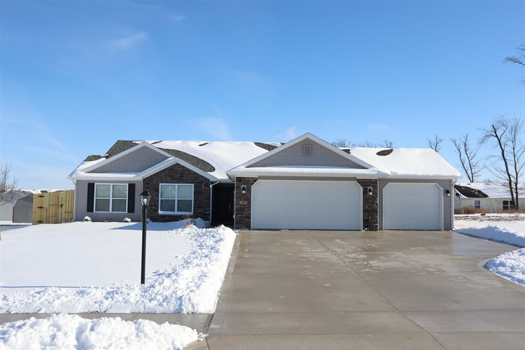 790 N Turtle Run Churubusco, IN 46723 | MLS 201901498