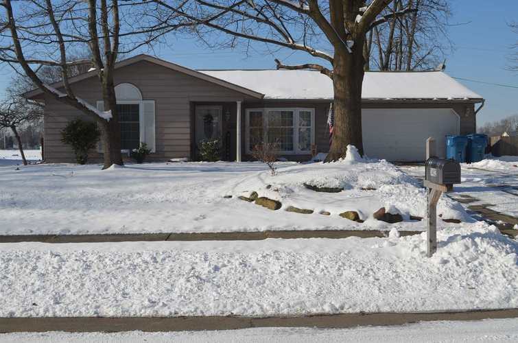 3402  Whitepine Drive New Haven, IN 46774   MLS 201901693