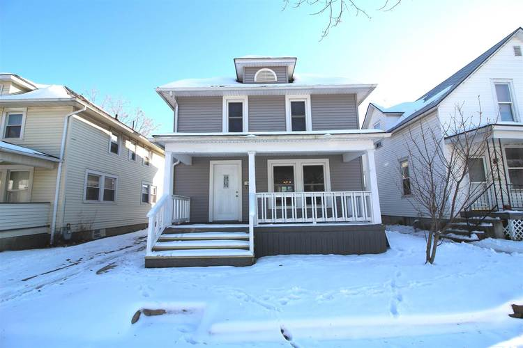 3407 S Harrison Street Fort Wayne, IN 46807 | MLS 201901746