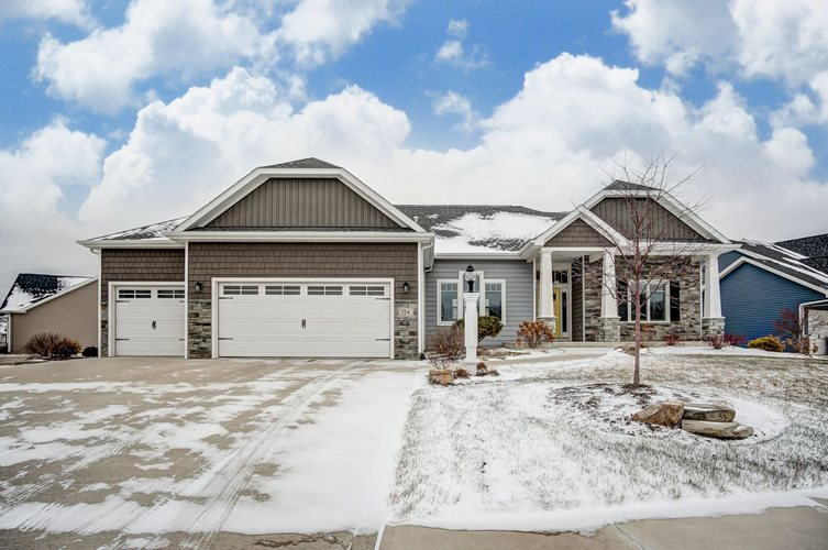 754  Perolla Drive Drive Fort Wayne, IN 46845 | MLS 201901832