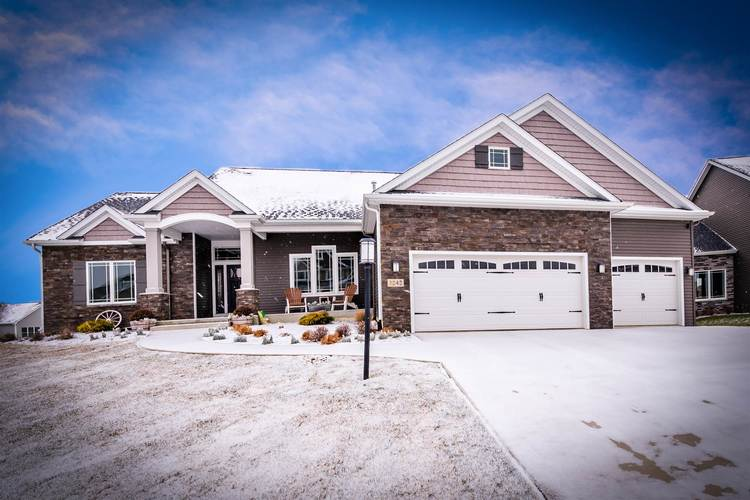 3242  Teramo Cove Fort Wayne, IN 46814 | MLS 201902037