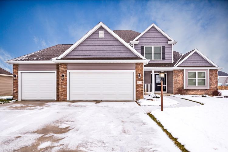 3138  Treviso Way Fort Wayne, IN 46814 | MLS 201902103