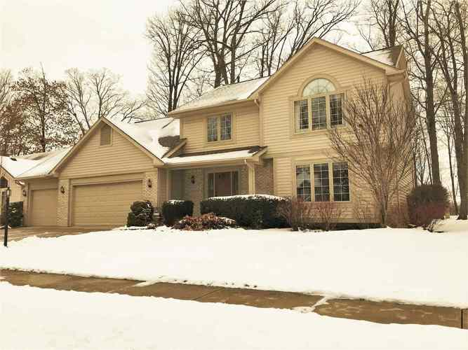 8912  Sandpiper Court Fort Wayne, IN 46804 | MLS 201902157