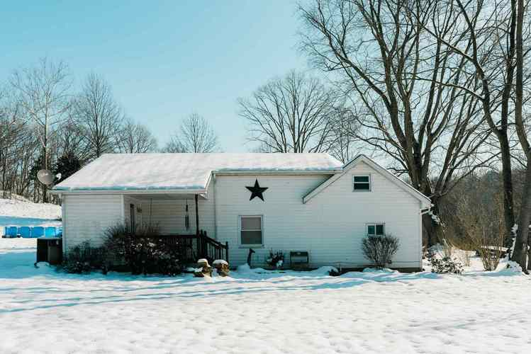 9040 N Mt Tabor Road Ellettsville, IN 47429 | MLS 201902170