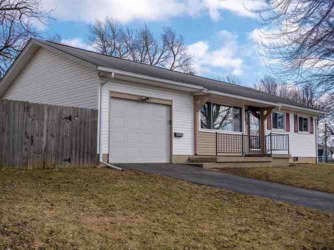 600 N HENDRICKS Avenue Marion, IN 46952 | MLS 201902311