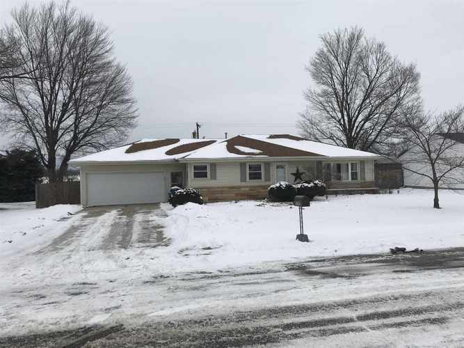 1027  Warana Drive Plymouth, IN 46563 | MLS 201902508