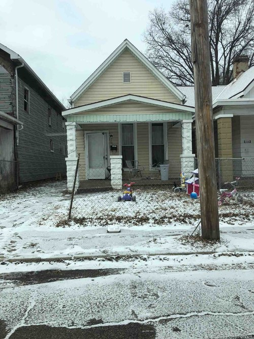 1110  Edgar Street Evansville, IN 47710 | MLS 201903399