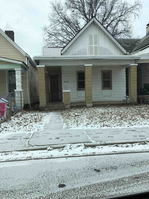 1112  Edgar Street Evansville, IN 47710 | MLS 201903405