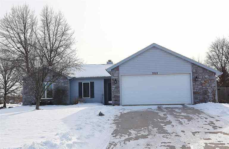 7828  Fountainhead Place Fort Wayne, IN 46835 | MLS 201903449