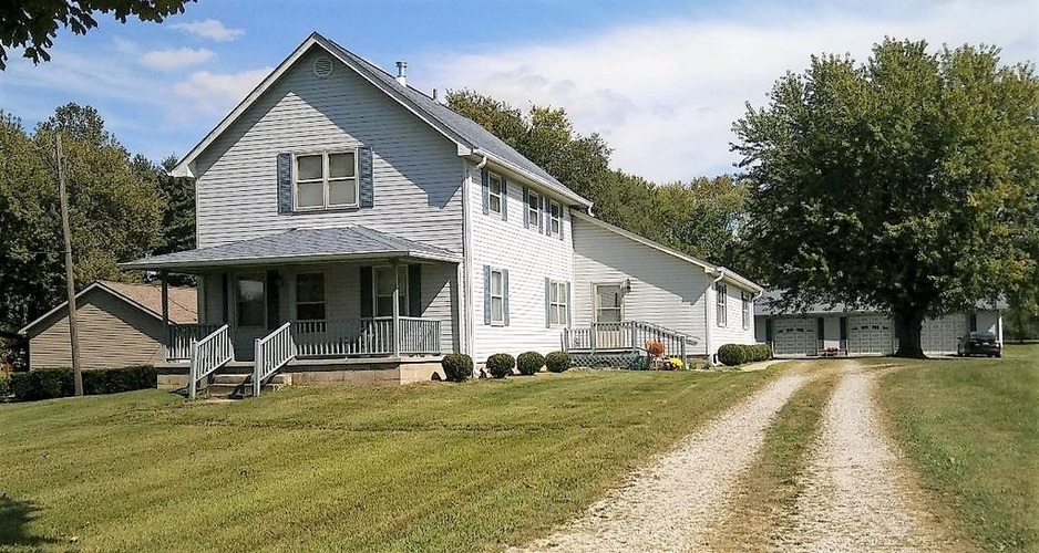 1294 S County Road 125  New Castle, IN 47362-8905 | MLS 201903466