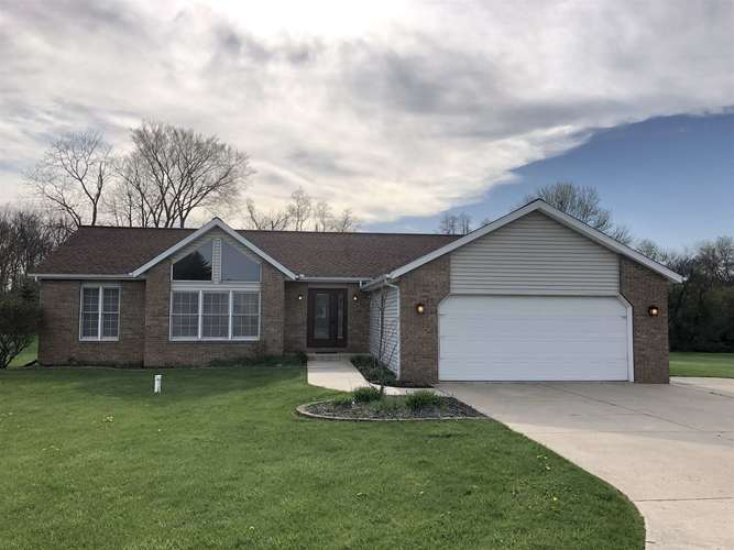 11349  Castle Drive Plymouth, IN 46563 | MLS 201903629