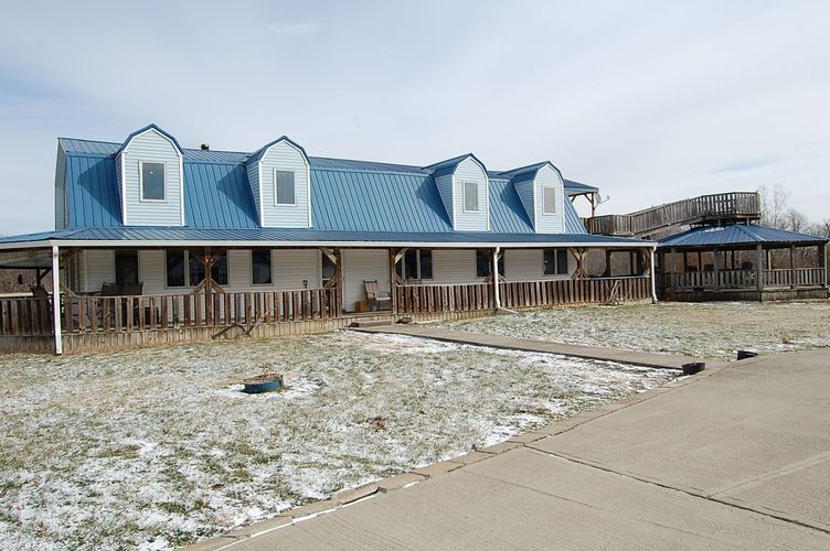 11032  Fiscus Cemetary Road Coal City, IN 47427 | MLS 201903658