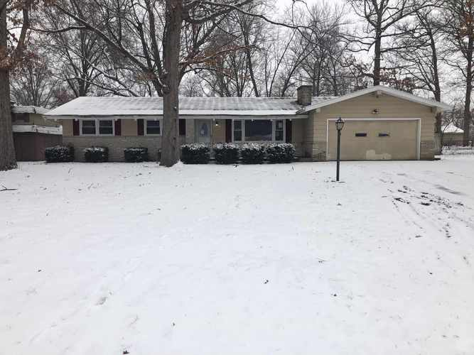 2913  Homedale Drive Fort Wayne, IN 46816 | MLS 201903755