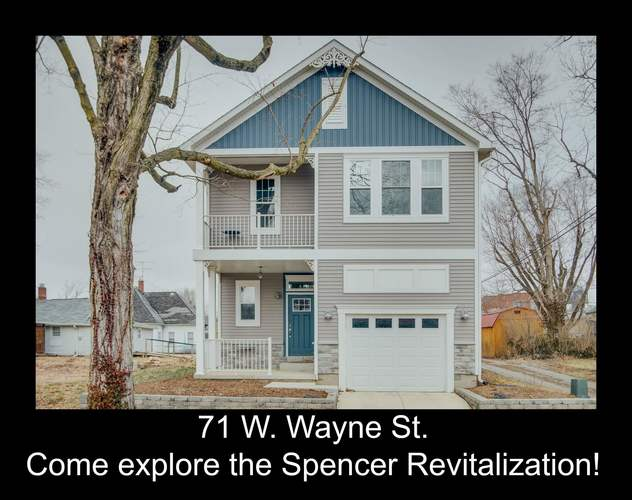 71 W Wayne Street Spencer, IN 47460 | MLS 201903812