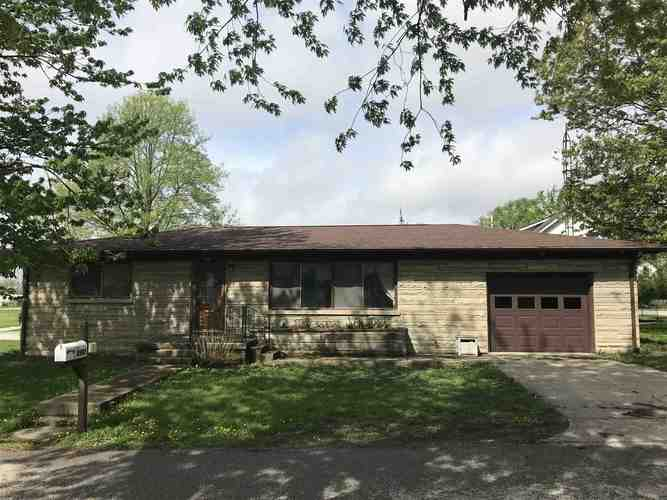 8981 N Benner Street Mays, IN 46155 | MLS 201903999