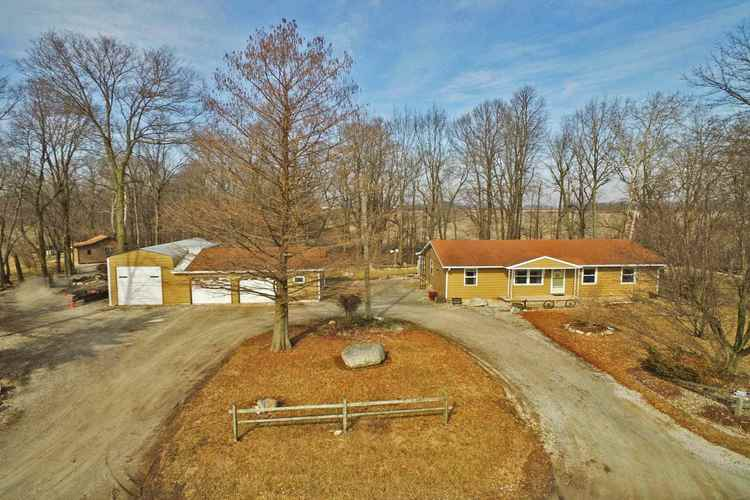 553 E 800 South  Frankfort, IN 46041 | MLS 201904066