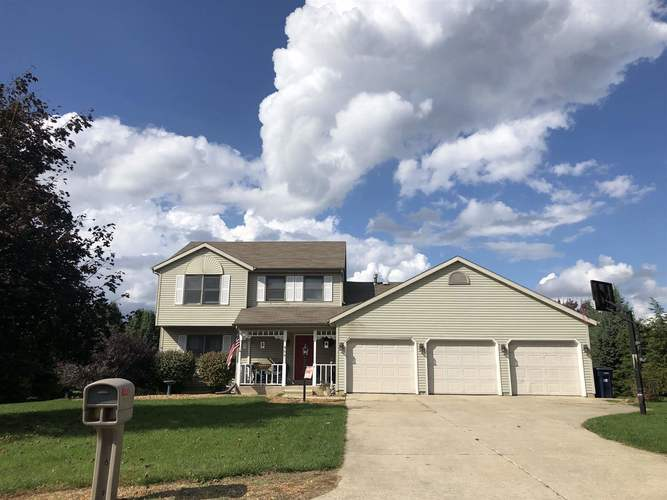 809  Lydia Drive Warsaw, IN 46582 | MLS 201904089