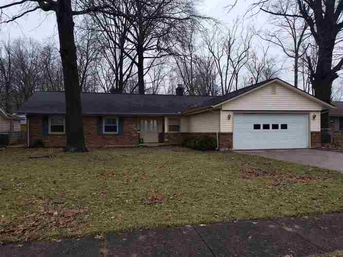 1720 W Timberview Drive Marion, IN 46952-1602 | MLS 201904109