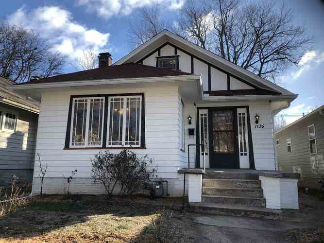 1138 S First Street Evansville, IN 47713 | MLS 201904313