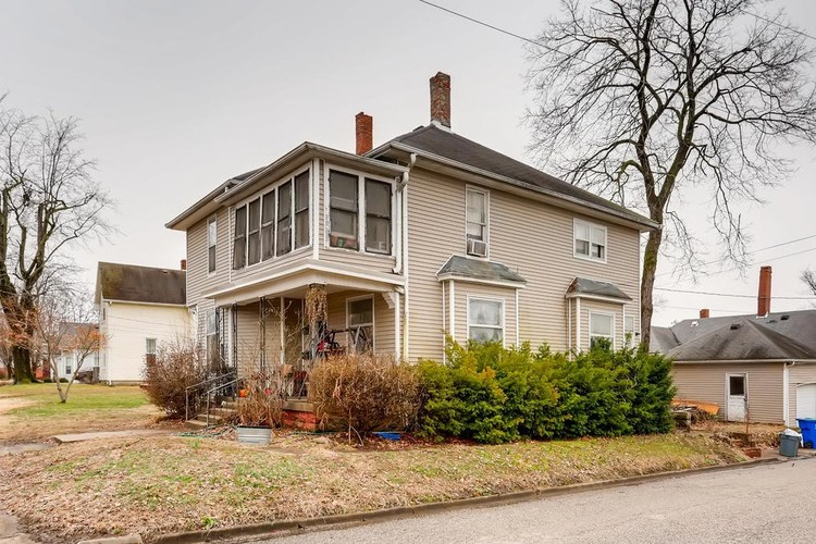 212  Hargrave Avenue Boonville, IN 47601 | MLS 201904373