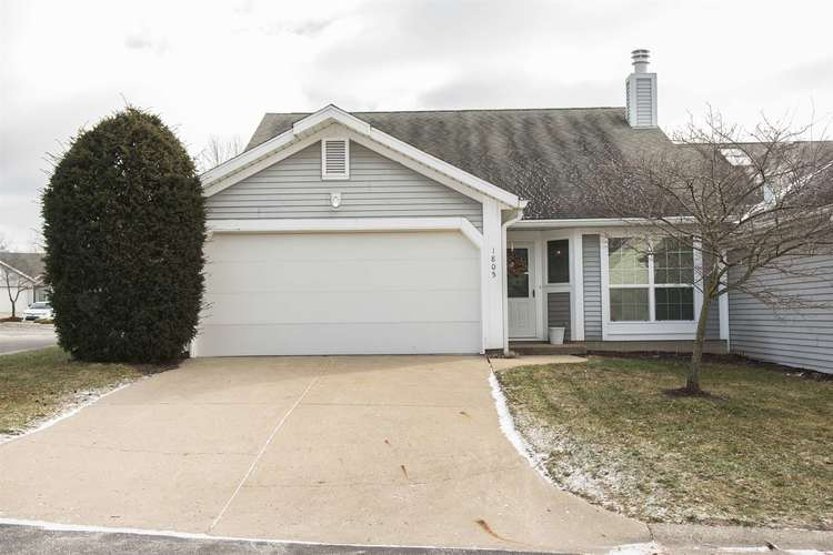 1805  Twin Oaks Lane Lafayette, IN 47905 | MLS 201904420