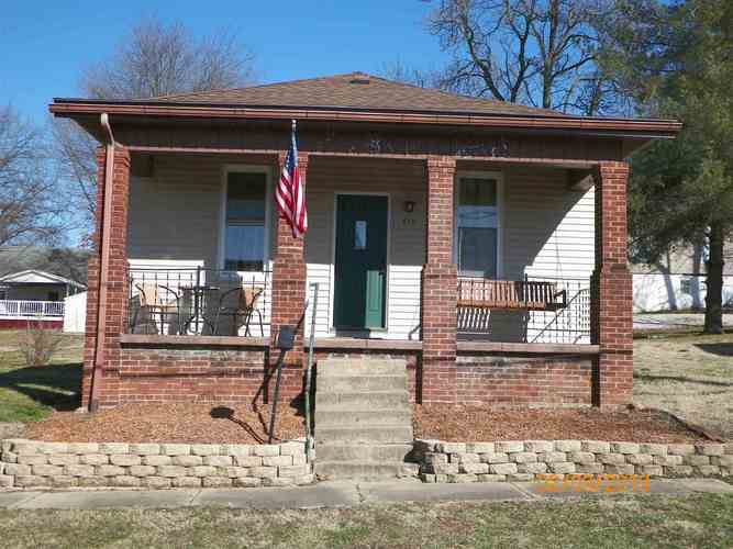 616 E 8th Street Streets Huntingburg, IN 47542 | MLS 201904458