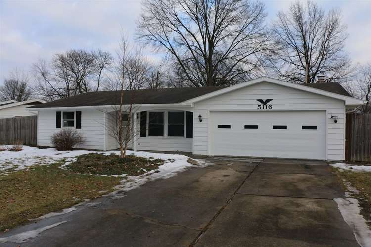 5116  Woodway Drive Fort Wayne, IN 46835-3673 | MLS 201904483
