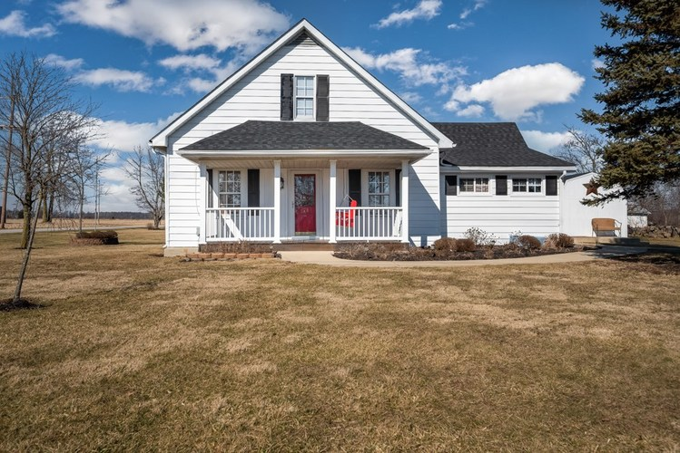 11300 E County Road 50 S  Parker City, IN 47368   MLS 201904498