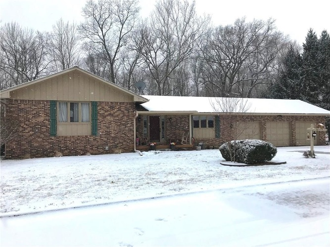 1179 W Lincoln Drive Crawfordsville, IN 47933-6141 | MLS 201904551