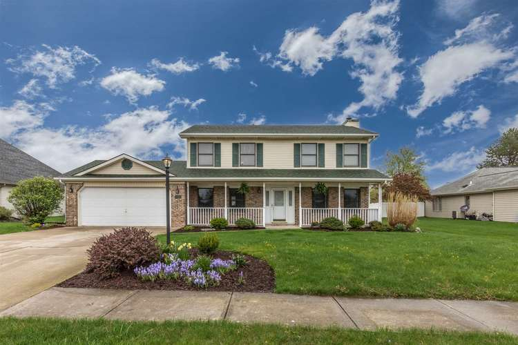 1128  Cross Pointe  Decatur, IN 46733 | MLS 201904766
