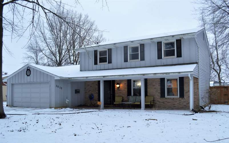 3512  Mono Gene Drive Fort Wayne, IN 46806 | MLS 201904768