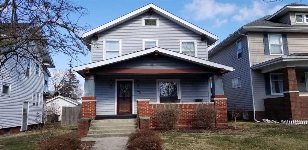 810 Kinsmoor Avenue Fort Wayne, IN 46807 | MLS 201904927 | photo 1